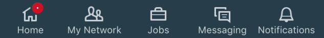 LinkedIn Bar