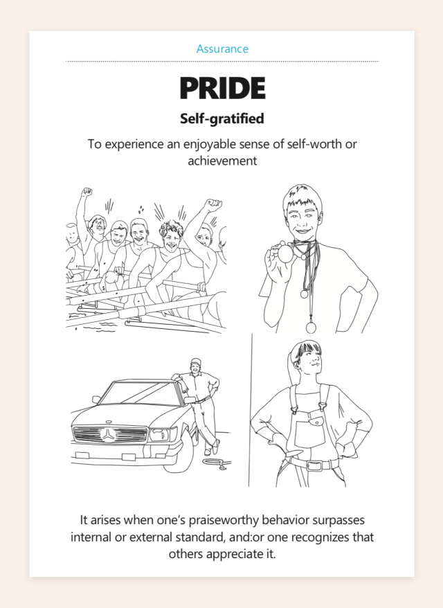 Pride Emotion